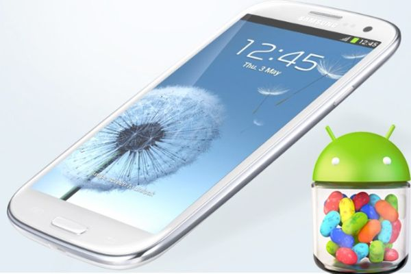 News | Jelly Bean ufficiale per Galaxy S III disponibile al download.