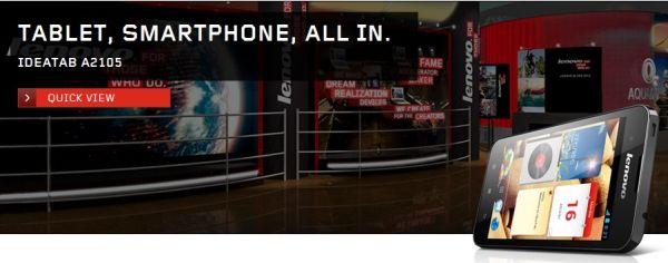 Novità Terminali| Lenovo: Pronta a lanciare nuove tavolette per Settembre 2012