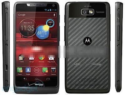 News Terminali | Ecco il nuovo Motorola Droid Razr M 4G