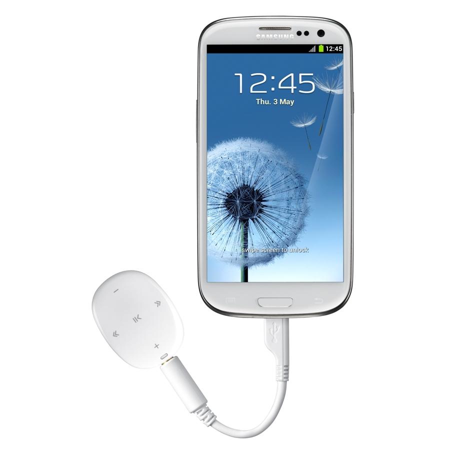 Novità Accessori| Samsung S Pebble: il nuovo lettore MP3 per Galaxy S III