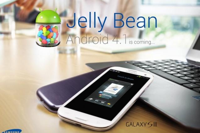 News terminali| Jelly Bean e Samsung Galaxy SIII quali sono le novità