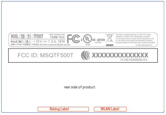 Rumors | Alcune delle caratteristiche dell'Asus TF500T