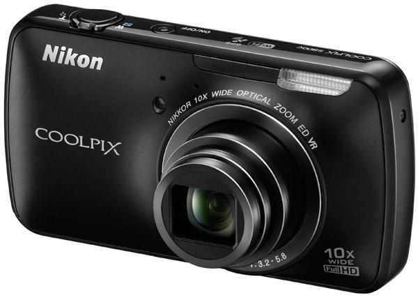News  Accessori| Coolpix S800C: la prima fotocamera con Android di Nikon [aggiornato]