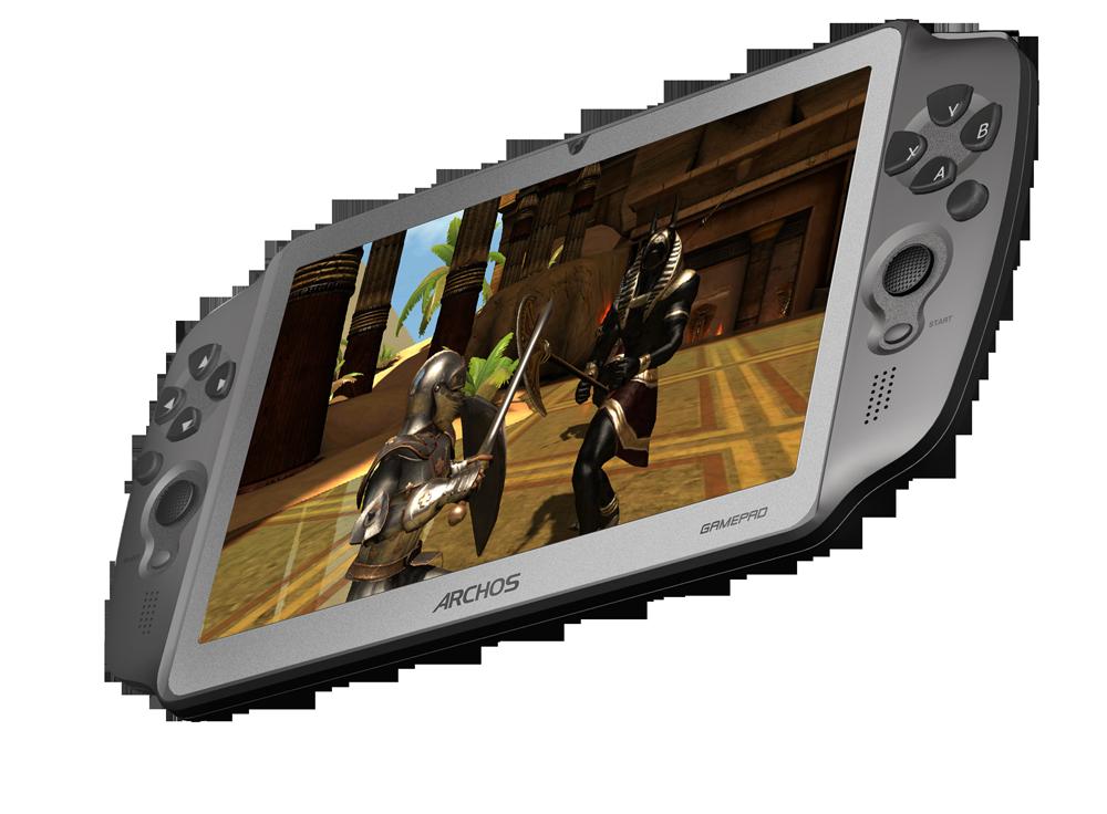 Novità Terminali| Archos presenta GamePad