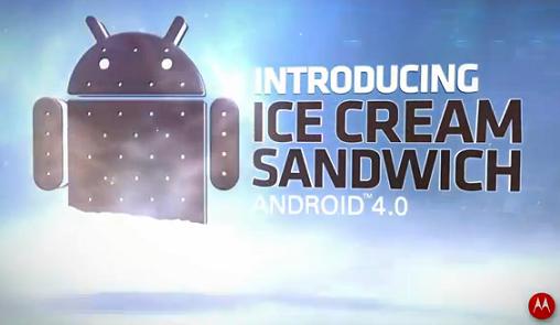 News Terminali| Ice Cream Sandwich per Motorola RAZR