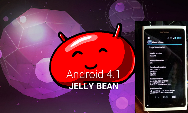 News | Porting di Android Jelly Bean su Nokia N9