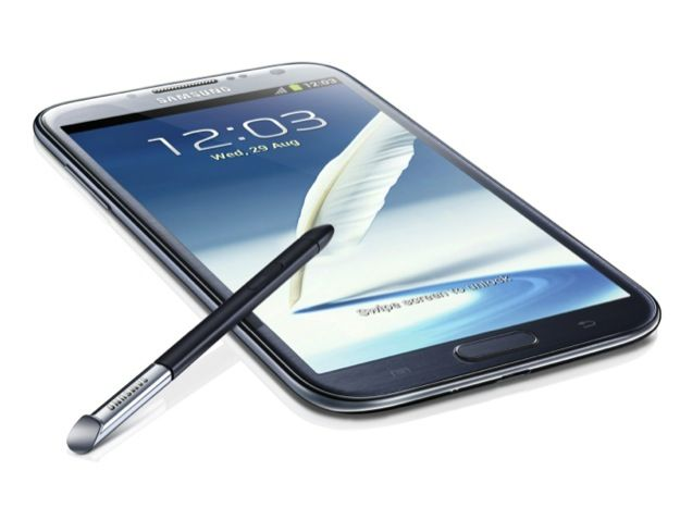 News Terminali| Rivelato Samsung Galaxy Note II