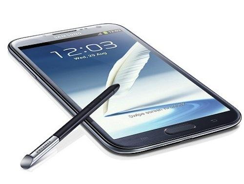 Novità Terminali| Inizia la commercializzazione del Galaxy Note 2