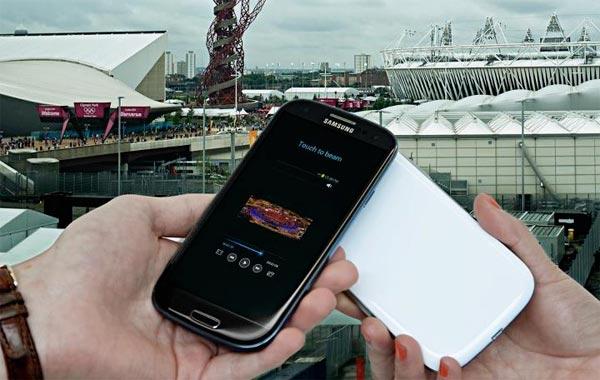 News Terminali | Intravisto a Londra il Galaxy S III in versione nera
