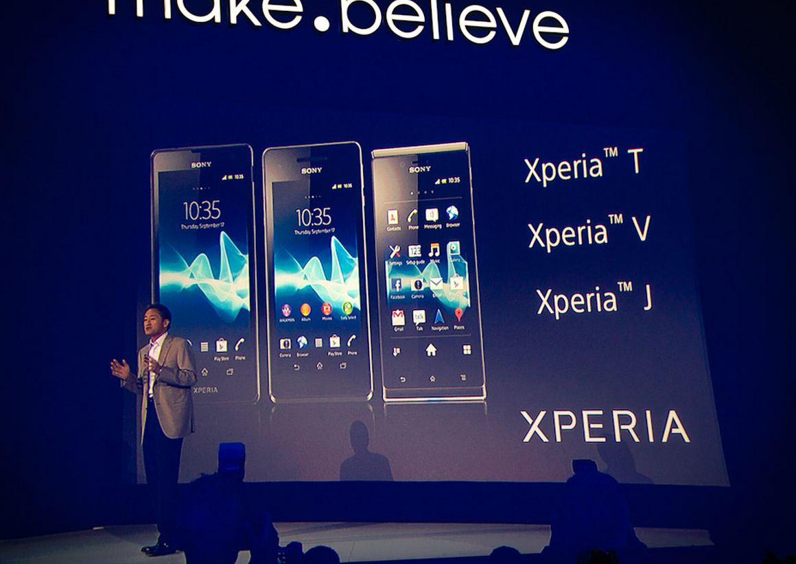 Novità Terminali| Sony presente la nuova serie di smartphone Xperia