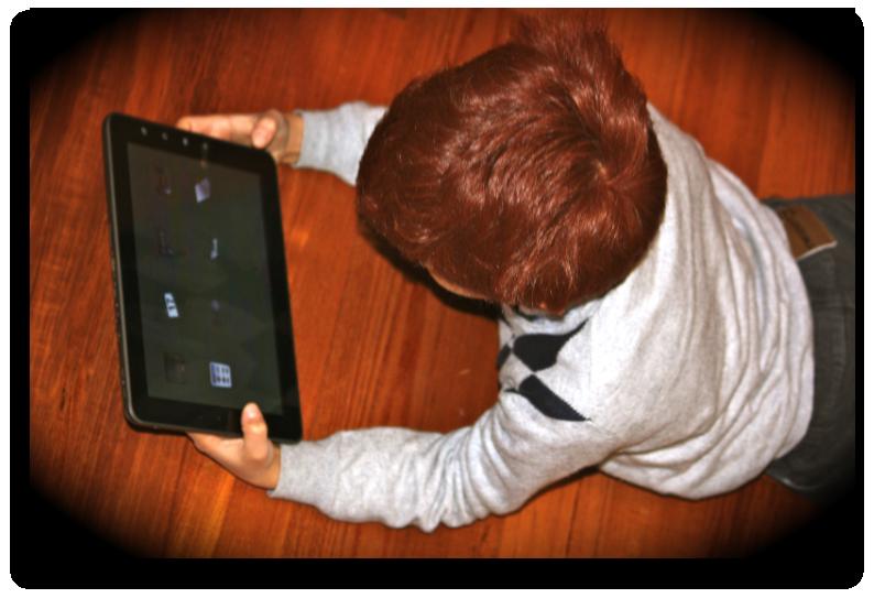 Novità terminali| EDI touch: Il tablet a sostegno dei bambini dislessici