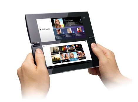 Novità Terminali| Sony Tablet P non sarà aggiornato a Jelly Bean