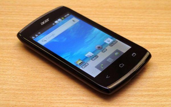 Novità Terminali| Z110: lo smartphone low cost di Acer