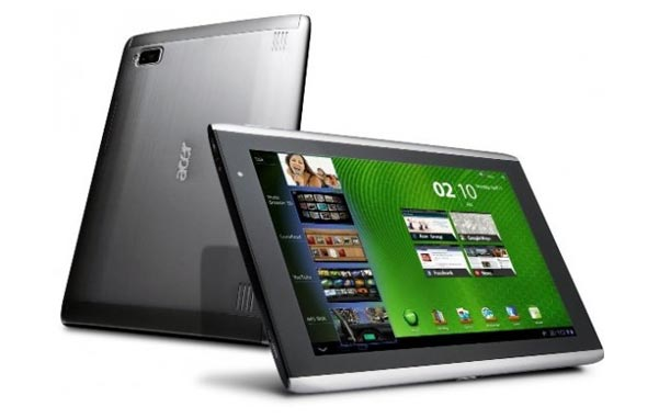News Terminali | Disponibile Jelly Bean per Acer Iconia A700