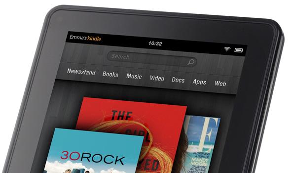 News Terminali| Questa settimana sarà presentato il nuovo Kindle Fire