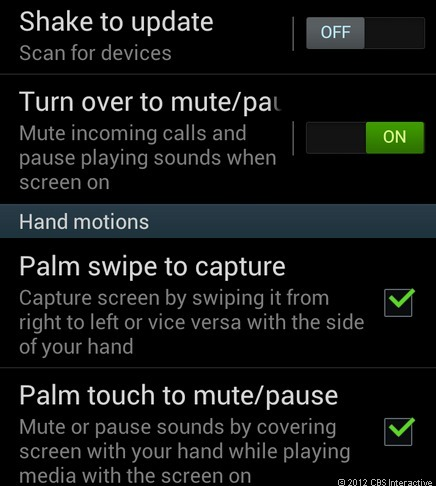Le Nostre Prove| Galaxy S3: Gesture e software aggiuntivi!!!