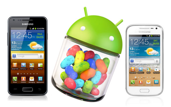 News Terminali | Aggiornamento a Jelly Bean per Galaxy Ace 2 e Galaxy S Advance?