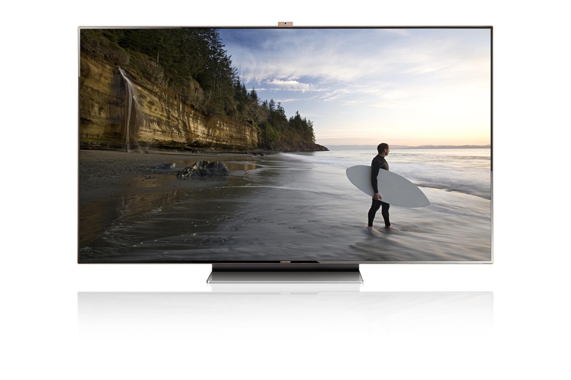 Samsung SMART TV ES9000_Front
