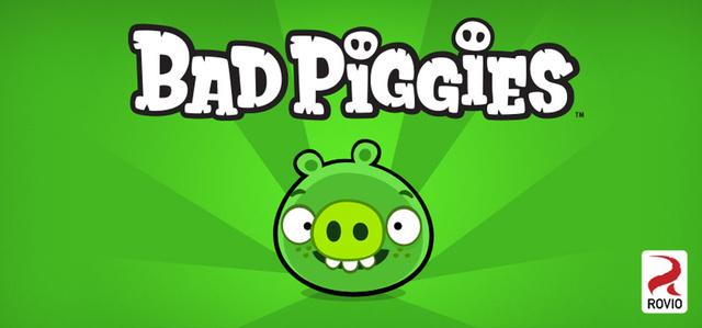 Novità Games| Bad Piggies: il successore di Andry Birds