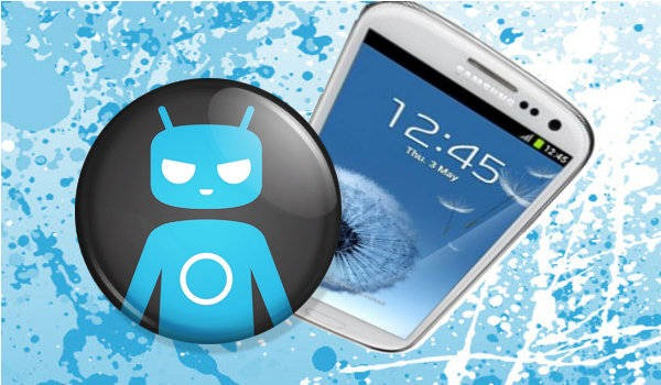 News Terminali| CyanogenMod 10 Nightly per Samsung Galaxy SIII