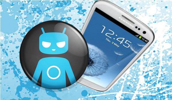 News Terminali| CyanogenMod 10 Nightly per Samsung Galaxy SIII
