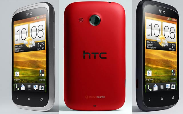 Novità Terminali  HTC lancia Desire C, uno smartphone di fascia media
