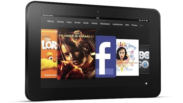 News Terminali| Kindle Fire HD: scopriamo la funzione X-Ray