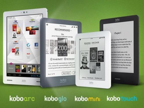 Novità Terminali  Kobo presenta tre nuovi dispositivi: Arc, Glo e Mini