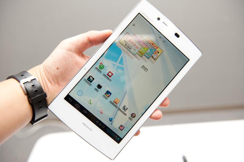 Novità Terminali| Media Tab UL N08D, il tablet Android più leggero al mondo!