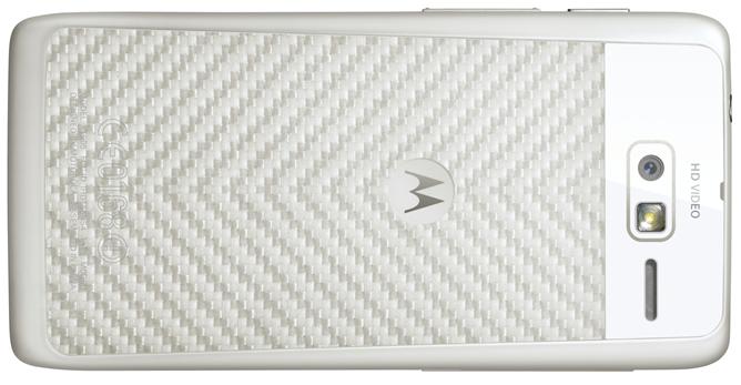 News Terminali| Motorola RAZR M: processore Intel Atom nel Regno Unito