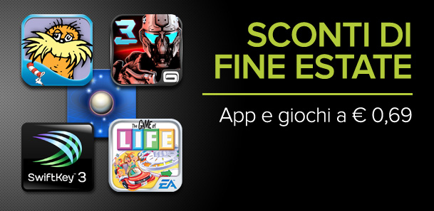 News Apps| Play Store: Saldi di fine Estate