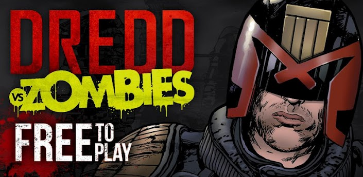 News Giochi | Judge Dredd Vs Zombies disponibile sul Google Play