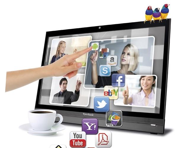 Novità Terminali| VievwSonic presenta VSD220, lo Smart display da 22 pollici