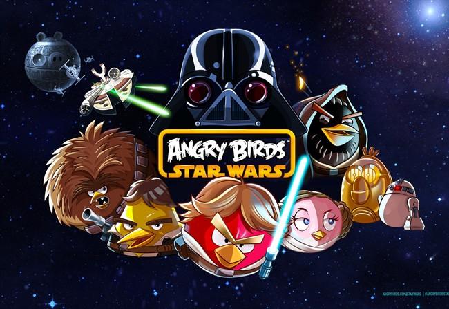 Novità Games| Dall'8 Novembre 'Angry Birds Star Wars'