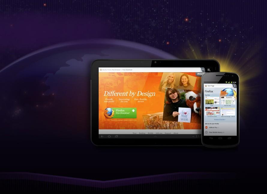 Novità| Mozilla rilascia Firefox MarketPlace e Firefox Aurora per dispositivi Android