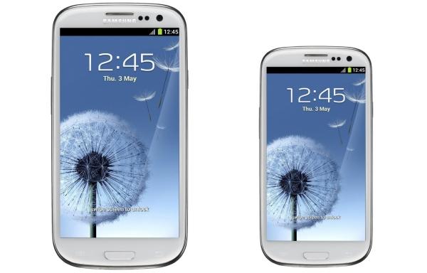 Novità Terminali| Samsung annuncia il fratello minore del Galaxy S3