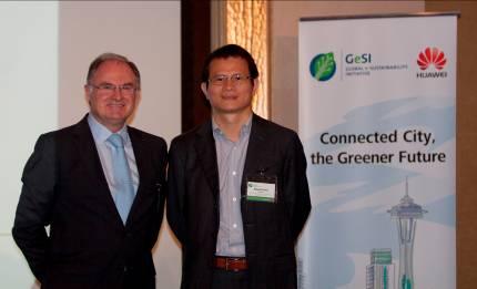 Novità| Huawei presenta la sua visione sulle città sostenibili del futuro