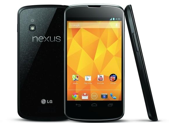 News Terminali | LG e Google annunciano il Nexus 4