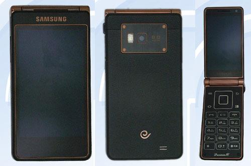 News Terminali | Samsung: Smartphone a conchiglia avvistato in Cina