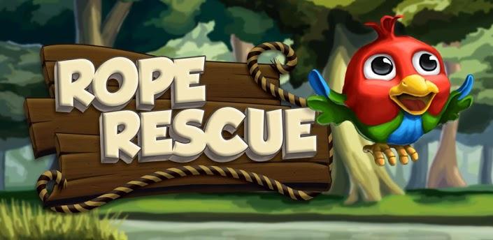 Novità Games| Rope Rescue: un nuovo rompicapo per dispositivi Android