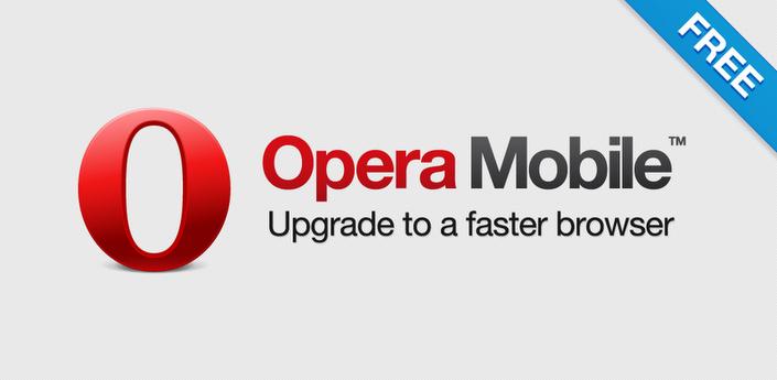 News App | Opera Mobile si aggiorna, disponibile la versione 12.1