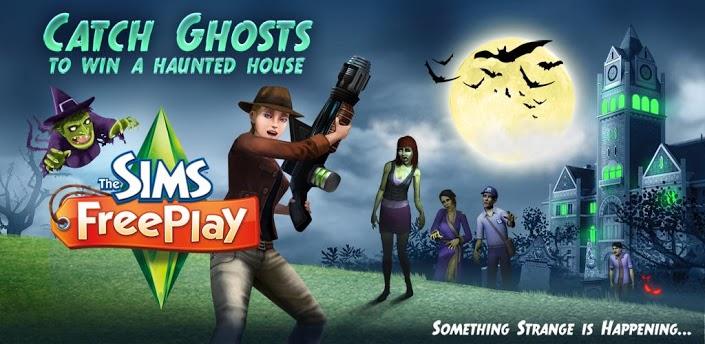 Novità Games| Anche The Sims si prepara per Halloween