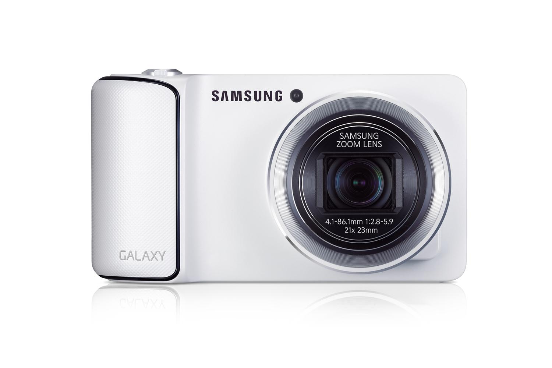 Novità Accessori| Samsung GALAXY Camera: Scatti memorabili e condivisione immediata!