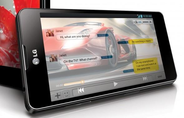 News Terminali   LG Optimus G2