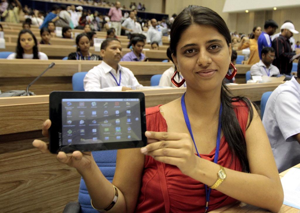 Novità Terminali| Aakash 2: il tablet Android più che economico!