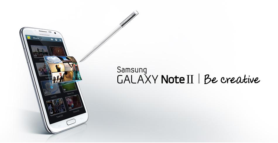 Novità Terminali| Maggiori dettagli su Galaxy Note 2