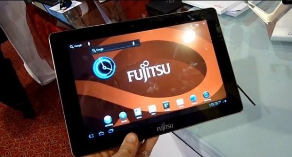 Novità Terminali| Fujitsu presenta il tablet Android per le aziende