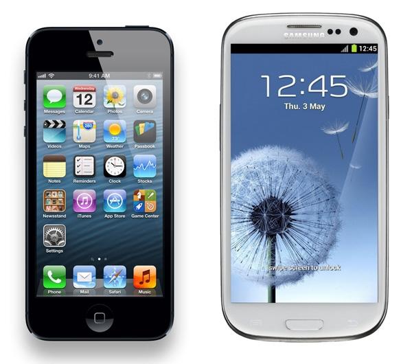 Novità Terminali| Galaxy S III o iPhone 5? Voi quale scegliereste??