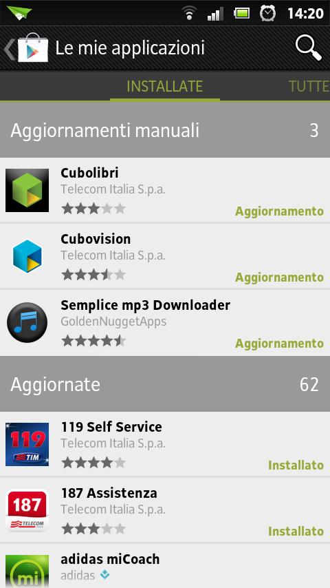 Abc primi passi  4° lezione: Usiamo Google Play (Android)