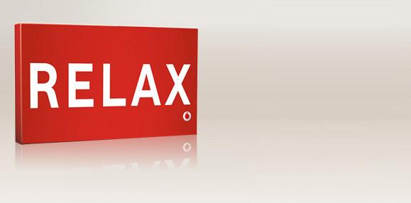 OCCHIO ALLA TARIFFA| Attiva un pacchetto Vodafone Relax e scopri tutti i tuoi vantaggi